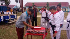 Kwaran Pramuka Tungkal Jaya Dukung Kegiatan HIMSSI